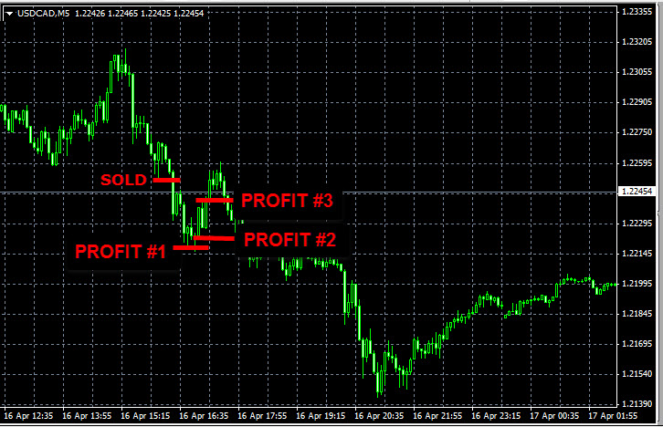 BEST FOREX SIGNAL USDCAD APR16
