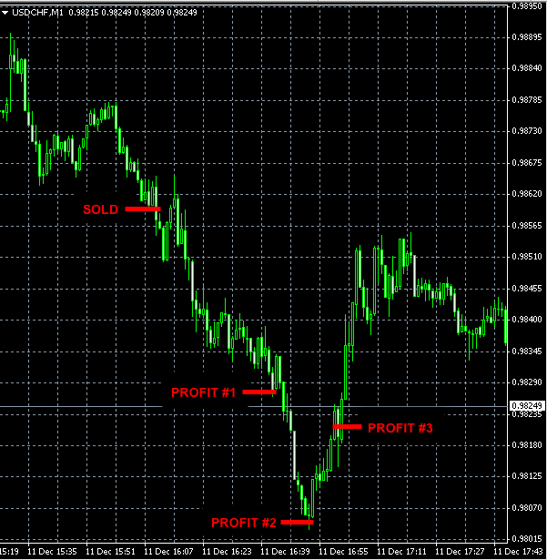 best forex signals USDCHF dec11