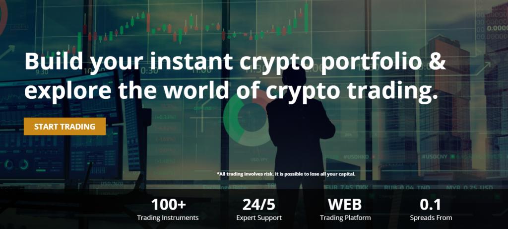 trade crypto with InvestingCrypto