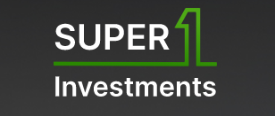 official Super1Investments logo