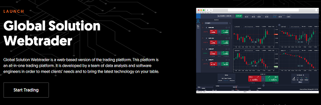 The Global Solution Webtrader
